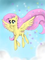 Flutty In The Sky With Diamonds by Denigirl