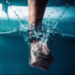 Fist splash by tracieteephotography