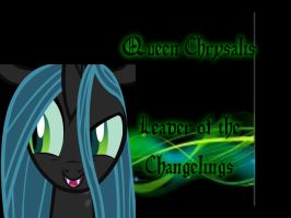 Queen Chrysalis by kayleyster