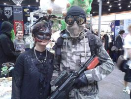 Resident Evil Sniper Cosplay by slayer500