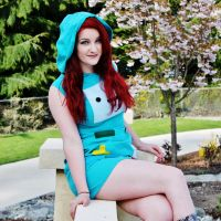 BMO Dress, SAY WHAAAA? by AliceinIvory
