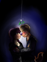 A Merry Little Christmas by Floppy-Doggie