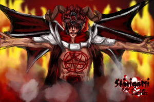 Shinigami Concept- Lucifer by miss-mustang