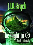 The Flight to Oz Book Cover by Centurion030