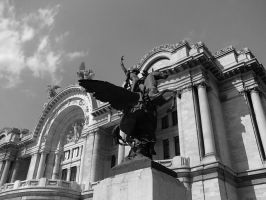 Bellas Artes by O-nixx