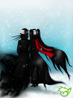 .: Snow of Death :. by CaptainPinsel