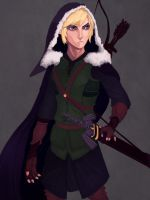 Link Redesign 02 by 89ravenclaw