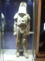 Snowtrooper Costume by stopsigndrawer81