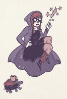 Witchsona by Cup-Kayke