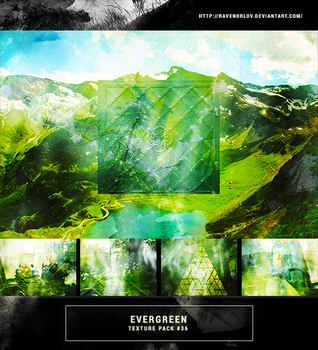 Texture Pack #36 - Evergreen by RavenOrlov