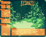 Kebanzu Registration Sheet by Hauket