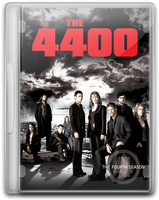 The 4400 - Season 4 by Movie-Folder-Maker