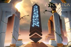 Archaica: The Path Of Light - Temples - Signpost by MarcinTurecki