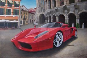 Ferrari Enzo by judge-design
