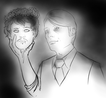 Hannibal - Your Head is mine by FuriarossaAndMimma