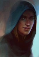 Zevran by Withoutafuss