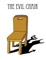 The Evil Chair by Blank-mange