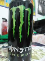 Monster Energy ^w^ by beatrockbassistrei