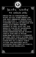 AN IMPORTANT NOTICE FROM THESAKURATV by LamePie