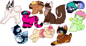 ::Christmas gifts:: by Lpssparkle123