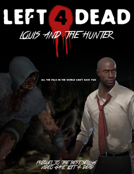 Louis and the Hunter poster by personofdoom413