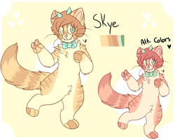 - Skye ref - by Qunpowder