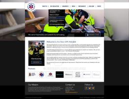 Ontario Paramedic Website by ninninny