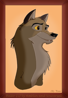 Balto by Deviantart-Painter