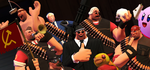 Heavy is credit to team! by cakemanlhk