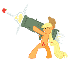 Appleblaster by UC77