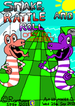 Snake, Rattle and Roll! by MG64ALT