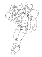 We're Gonna Get'Cha_Request(WIP) by Ila-Mae