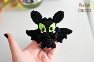 Toothless by MissBajoCollection