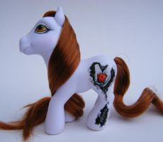 OOAK My Little Pony Twilight by eponyart