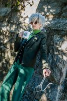 RWBY: Ozpin 7 by J-JoCosplay