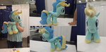Doppel the Changeling Plushie by mastertortilla27