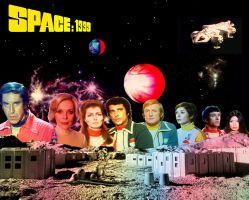 Space 1999 Year 2 poster by stick-man-11