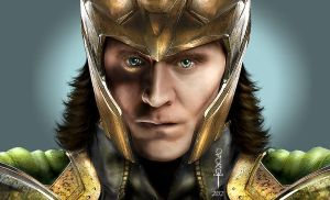 Loki by vampirekingdom