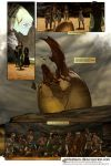 Dragonriders of Pern fancomic - The Impression pg8 by MMHudson