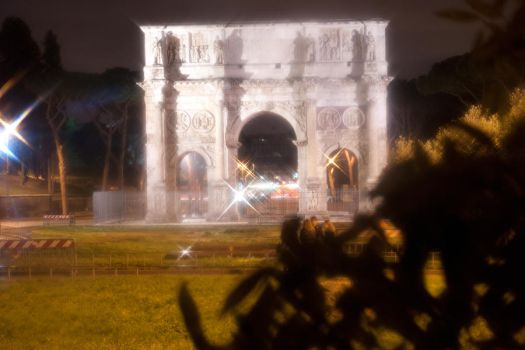 Arco di Costantino by Grisu115
