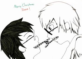 Merry Christmas, Dave! by SketchSong