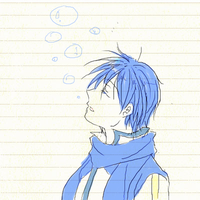 doodle The KAITO by wafers001