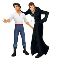 Will x Prince Eric by KnoxOneBack