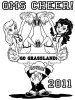 Another Cheerleader tshirt by tombancroft