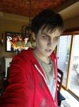 R from Warm Bodies Cosplay by Confidenceman047