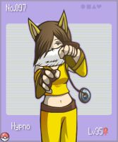 No.97 - Hypno by asyrill