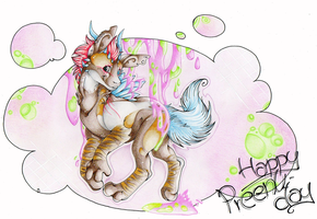 Happy Preenk-Day by Muukster