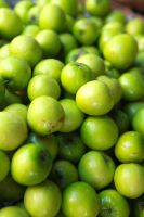 Green plums by SlyAlex