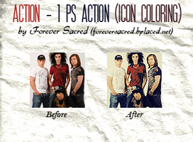 Action 6 - Icon Coloring by Nexaa21