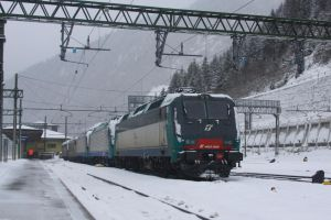 Snow at Brenner by ZCochrane